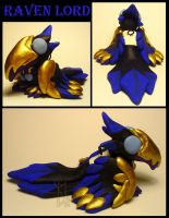 The Raven Lord - MultiView by BurnsLikeIce