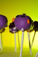 Cake Pops III by NourhanB