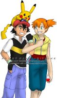 007. Sinnoh Outfits by Hakui-Kitsune