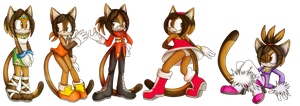 OUTFITS :D by Mm38