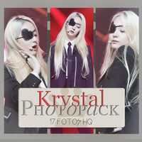Photopack Krystal- F(x) 029 by DiamondPhotopacks