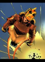 The Rocketeer by Blindman-CB