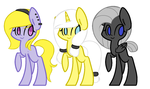 pony adopts 2 :: Open by ASHAMAdopts