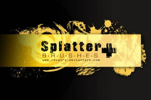 Splatter Plus by Rozairo