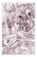 The Flash 4 pg 9 by manapul