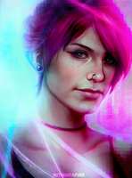 neon junkie by Withoutafuss