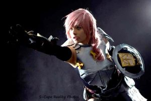 SERAH ! by Lightninglouise