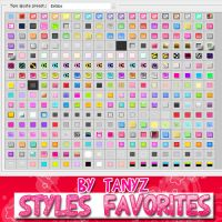 .Styles favorites by Briixday