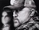 Supernatural - Bobby Singer by amberj8
