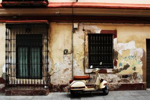 Vespa Street by theDexperience