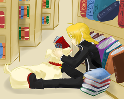 FMA: Study Habits by iTiggy
