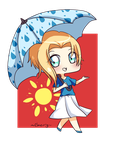 Lili [COMMISSION] by cuteredcherry