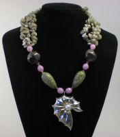 Ursula  Necklace by RetroRevivalBoutique