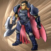 LoL - Darius by Atticus83