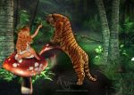 Me and my Tiger by annemaria48
