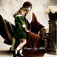 Ileana And Mama by Poison-Ivy-Alice