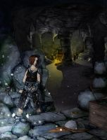 Search in the cave by Kler-z