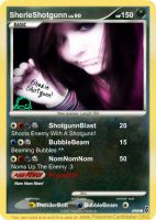 Pokemon id by CrayolaScribbles