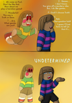 Undetermined by TheFoolSellingChaos