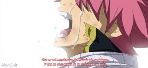 Fairy Tail 415 - Natsu Dragneel. by AlynColt
