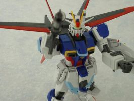 Force Impulse Gundam by Robostrike