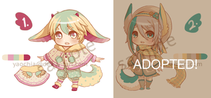 Adopt Auction 01 [CLOSED] by yaocchi