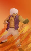 Through The Fire and Flames by Hell-Knight-By-Carma