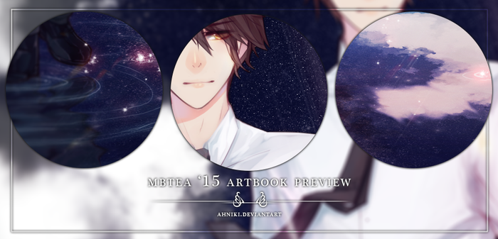 MBTea Summer Showers '15 Preview by Ahniki
