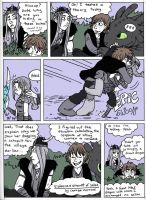 Hiccup loves Astrid part 1 by secondlina