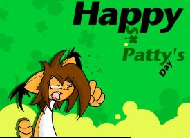 Late Patty's Day by Atimist