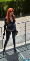 Black Widow again by Fayry-Cosplay