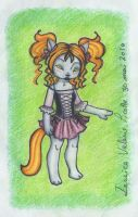 pencil Catz 002 by Paya-Art