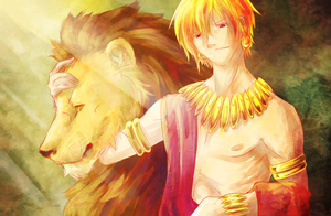 Fate/Zero - King of Heroes by Jube-Squared