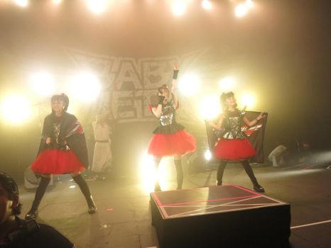 BABYMETAL 89 by iancinerate