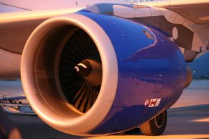 Jet Engine 15028384 by StockProject1