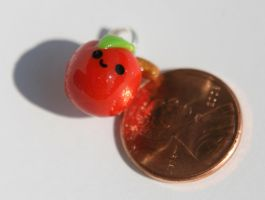 Apple charm size by junkyard-king