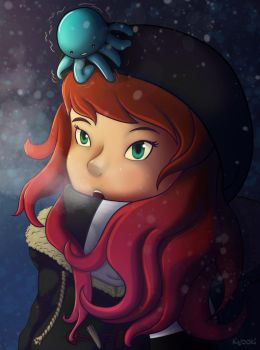 So cold here by Sokoya