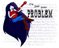I'm just your Problem by sweettartslover