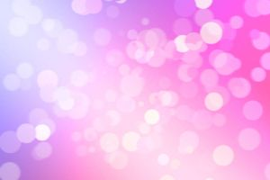 Purple and red bokeh by Ravenhart