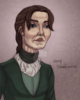 Catelyn Stark by Stnk13