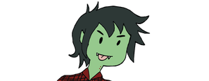 Marshall Lee- First Try by VocaloidzLover