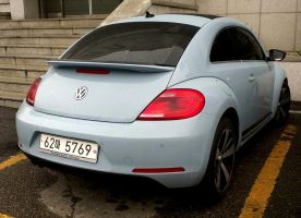 The New Volkswagen Beetle Sport by toyonda