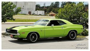 Sublime Green Challenger by TheMan268