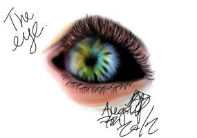 The Eye by Alice-of-Spaids