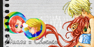 Blend Chocola x Pierre by ChildsHeart