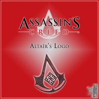 AC: Altair's Assassin's Creed Logo by DecanAndersen