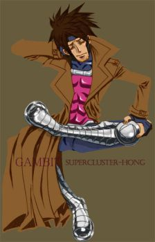 gambit by supercluster-hong