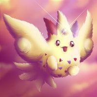 :: Togekiss :: by goldfishkang