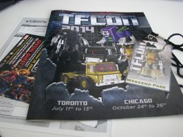 TFCon2014 first day 2 by Rose-Hunter