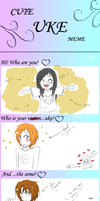 Cute uke meme: Max and Paul by Sirio12